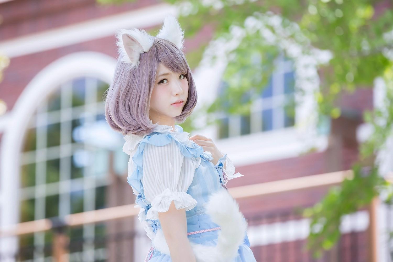 【兔玩映画】lightblue 兔玩映画 第14张