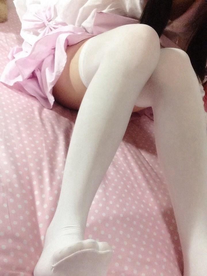 【兔玩映画】过膝袜 兔玩映画 第81张