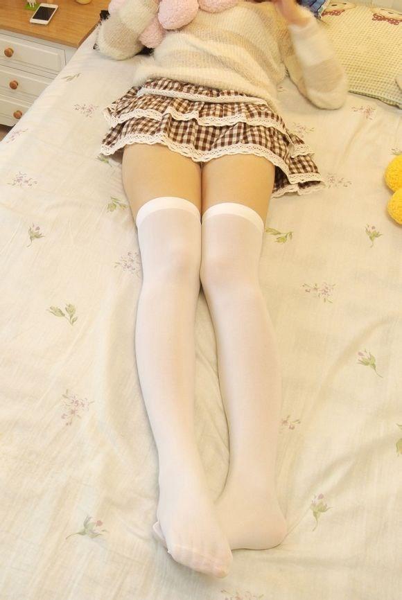 【兔玩映画】过膝袜 兔玩映画 第62张