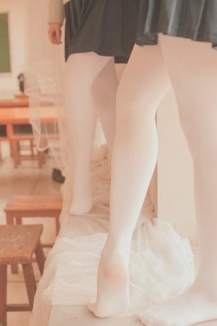 【兔玩映画】过膝袜 兔玩映画 第39张