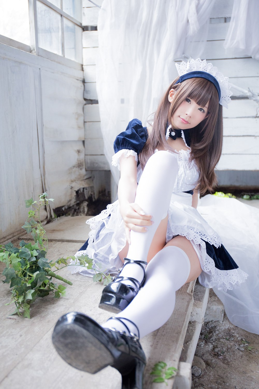 【兔玩映画】白丝女仆 兔玩映画 第46张