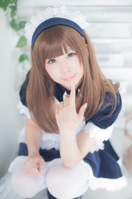 【兔玩映画】白丝女仆 兔玩映画 第33张