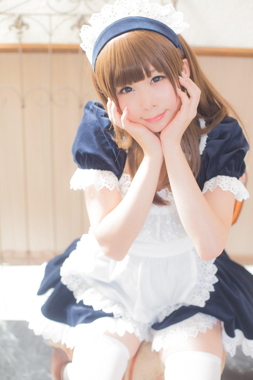 【兔玩映画】白丝女仆 兔玩映画 第26张