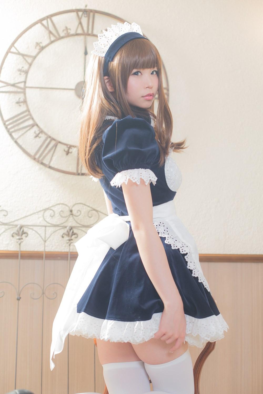 【兔玩映画】白丝女仆 兔玩映画 第22张