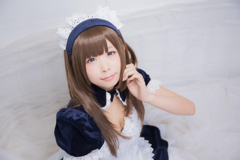 【兔玩映画】白丝女仆 兔玩映画 第12张