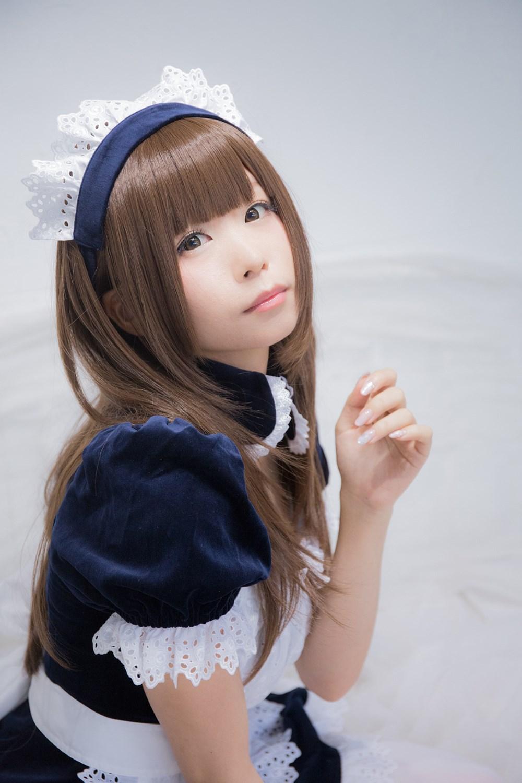 【兔玩映画】白丝女仆 兔玩映画 第11张