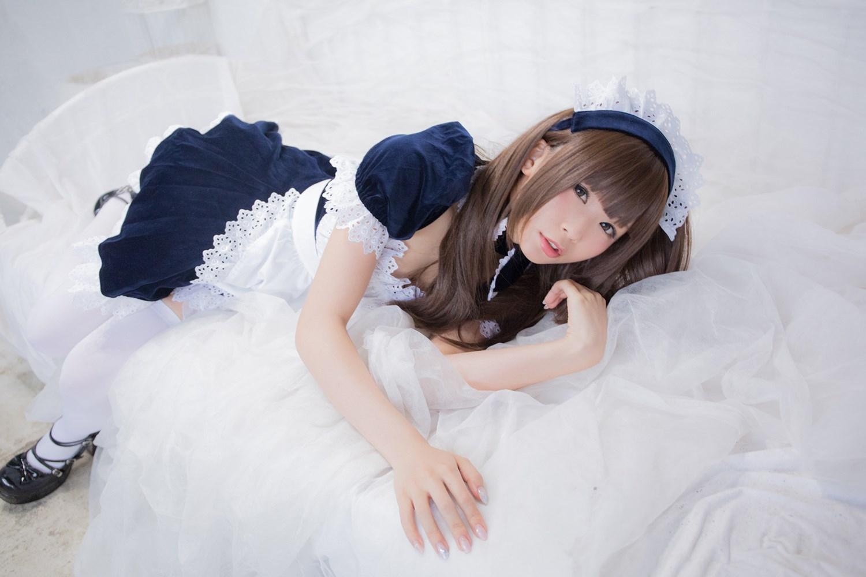 【兔玩映画】白丝女仆 兔玩映画 第5张