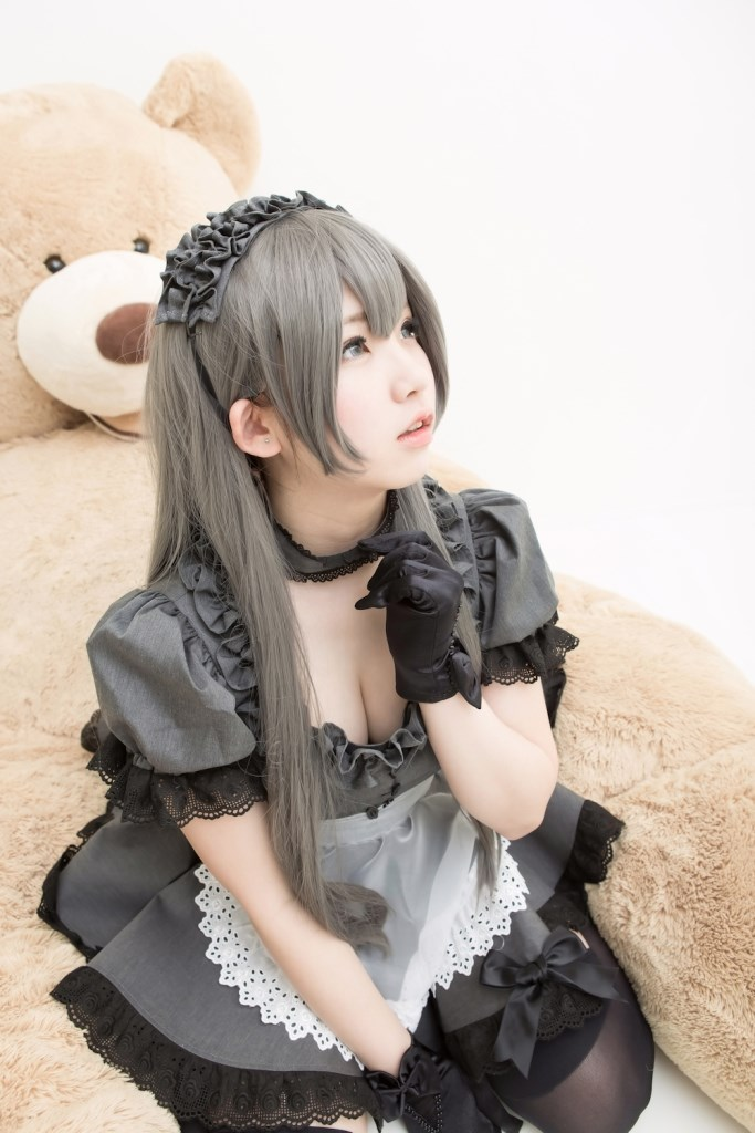 【兔玩映画】黑女仆 兔玩映画 第6张