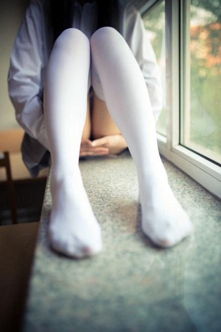 【兔玩映画】过膝袜 兔玩映画 第112张