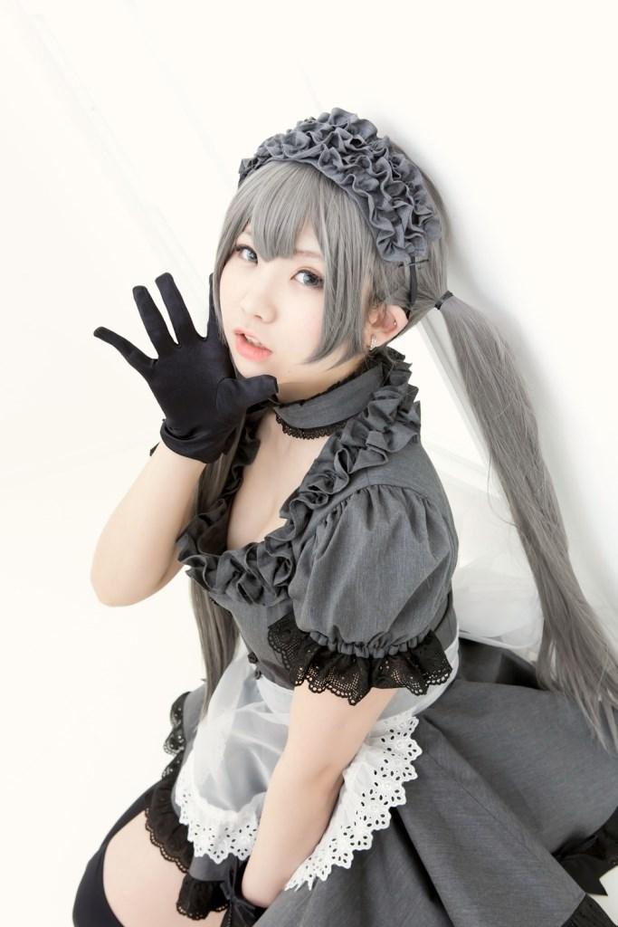 【兔玩映画】黑女仆 兔玩映画 第57张