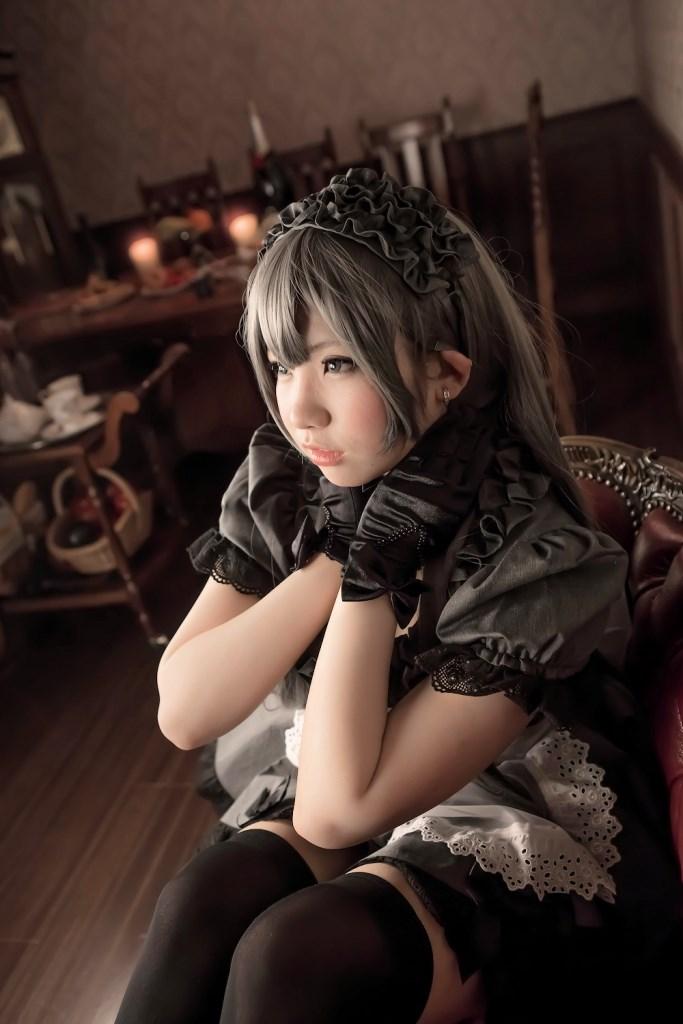【兔玩映画】黑女仆 兔玩映画 第31张