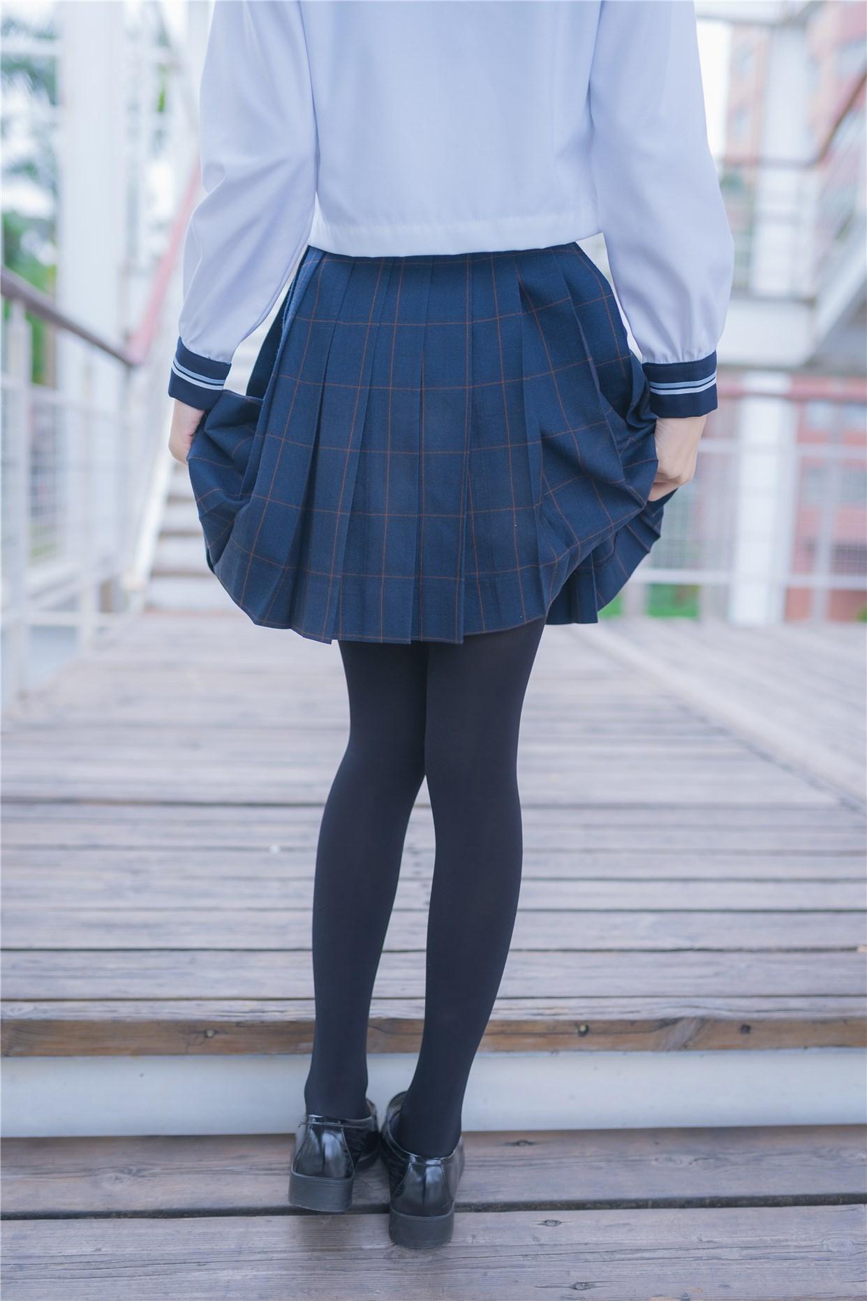 【兔玩映画】小清新JK少女 兔玩映画 第38张
