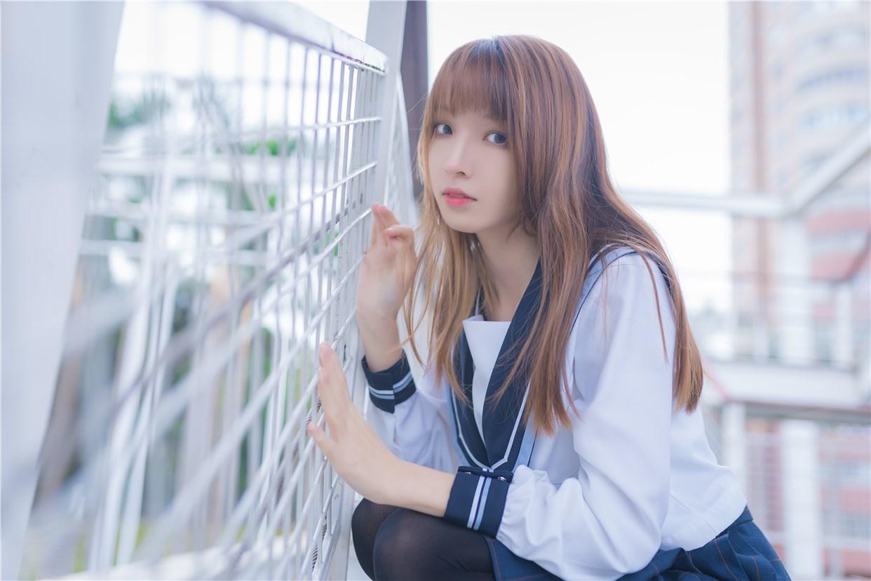 【兔玩映画】小清新JK少女 兔玩映画 第34张
