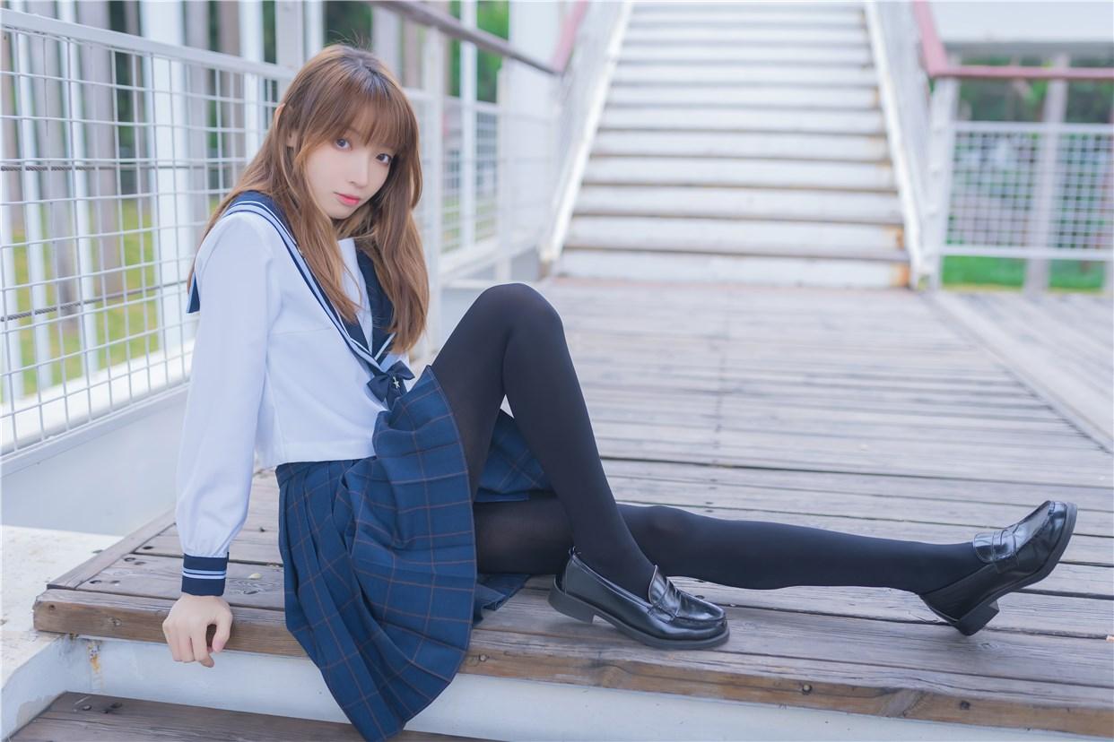 【兔玩映画】小清新JK少女 兔玩映画 第35张