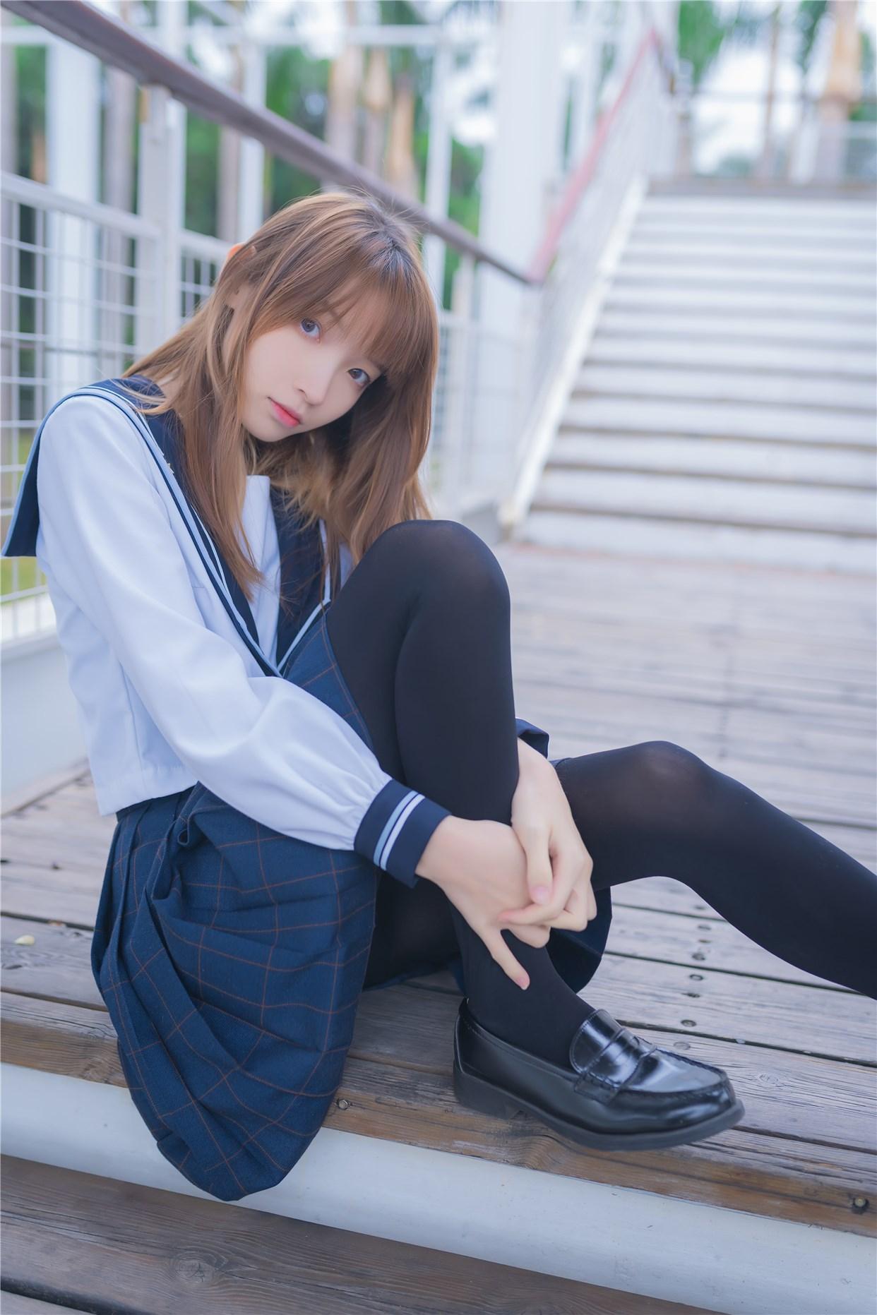 【兔玩映画】小清新JK少女 兔玩映画 第32张