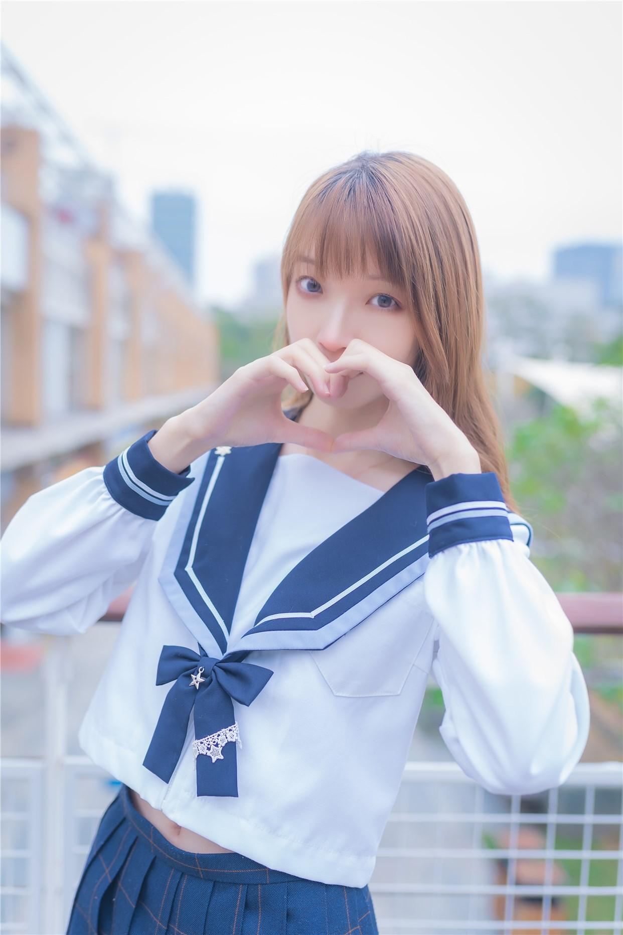 【兔玩映画】小清新JK少女 兔玩映画 第29张