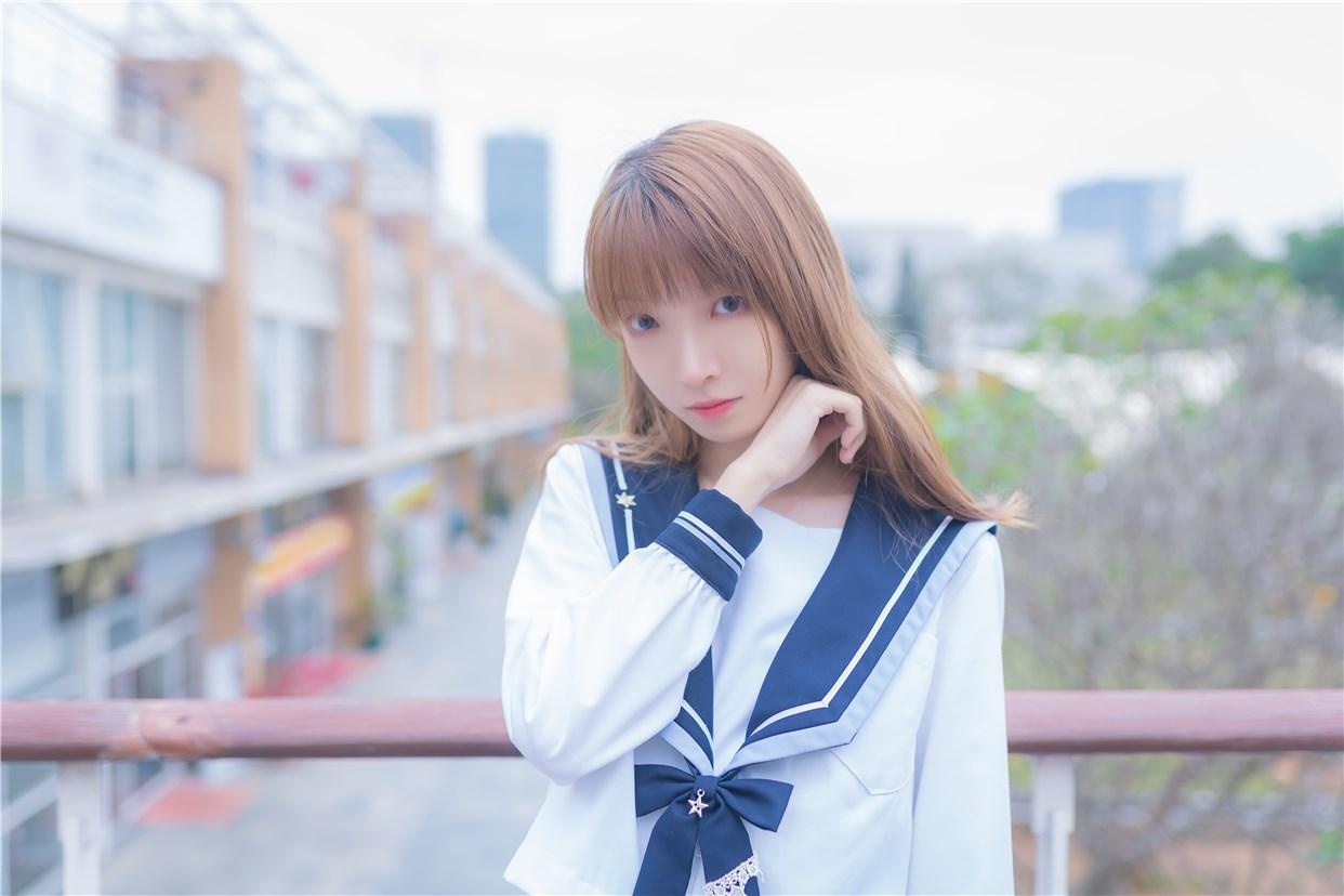【兔玩映画】小清新JK少女 兔玩映画 第26张