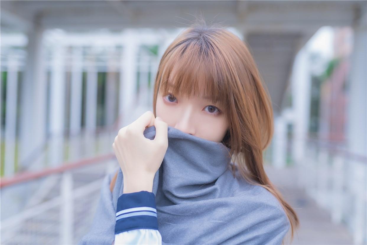 【兔玩映画】小清新JK少女 兔玩映画 第23张
