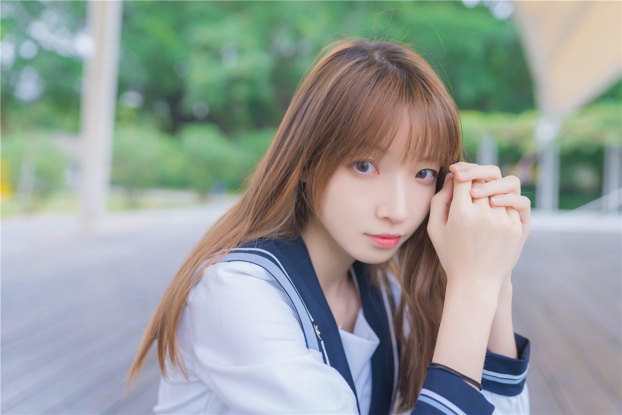 【兔玩映画】小清新JK少女 兔玩映画 第10张