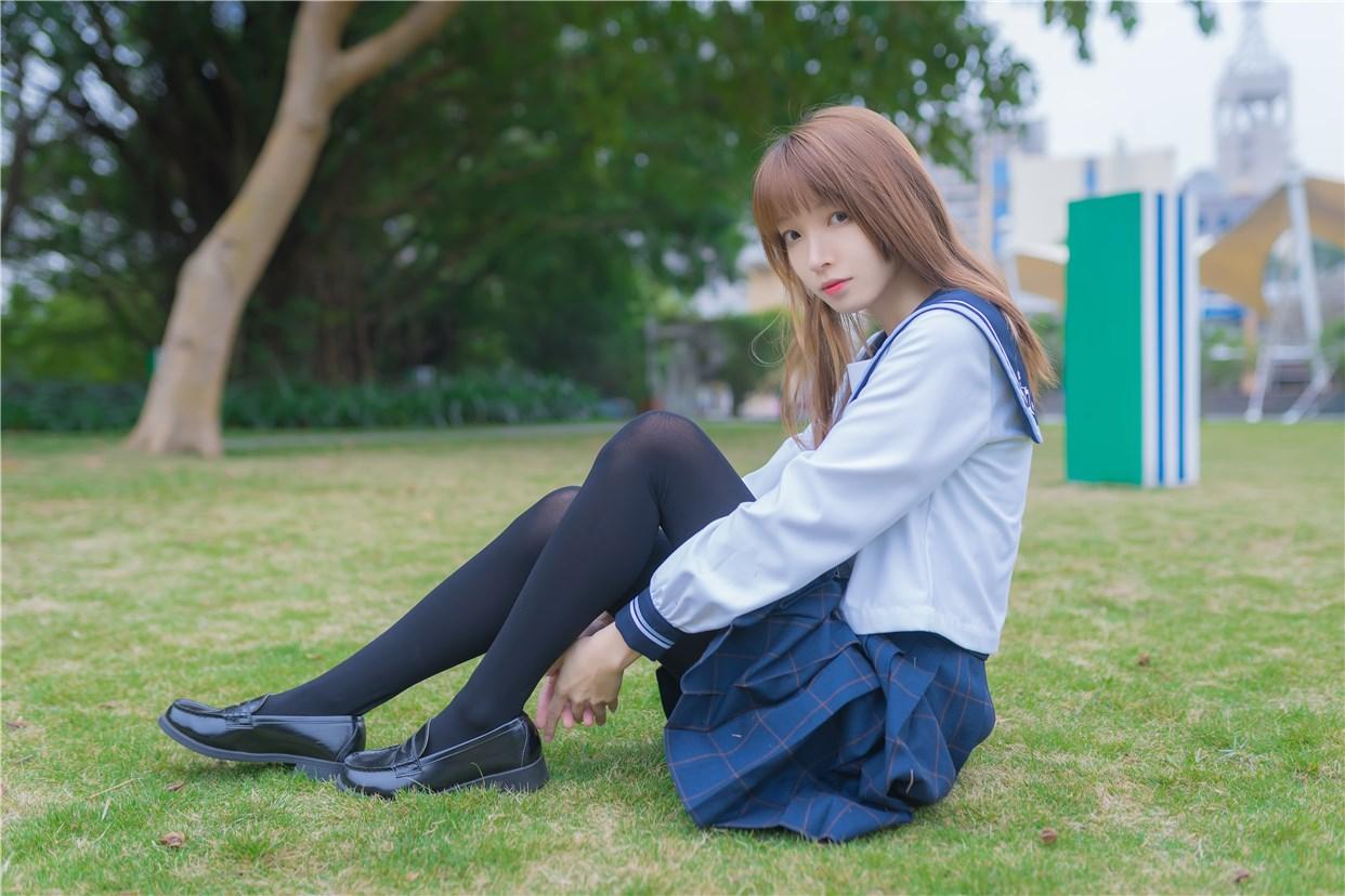 【兔玩映画】小清新JK少女 兔玩映画 第3张