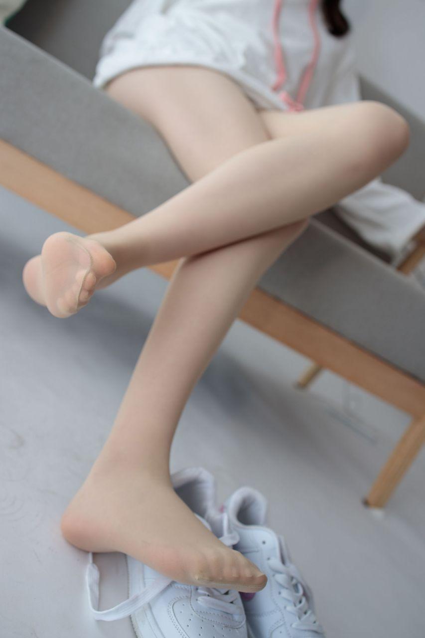 【森萝财团】 森萝财团写真 – JKFUN-050 百圆定制2-1 运动鞋13D肉丝 Aika [27P-1V-1.92GB] JKFUN 第4张