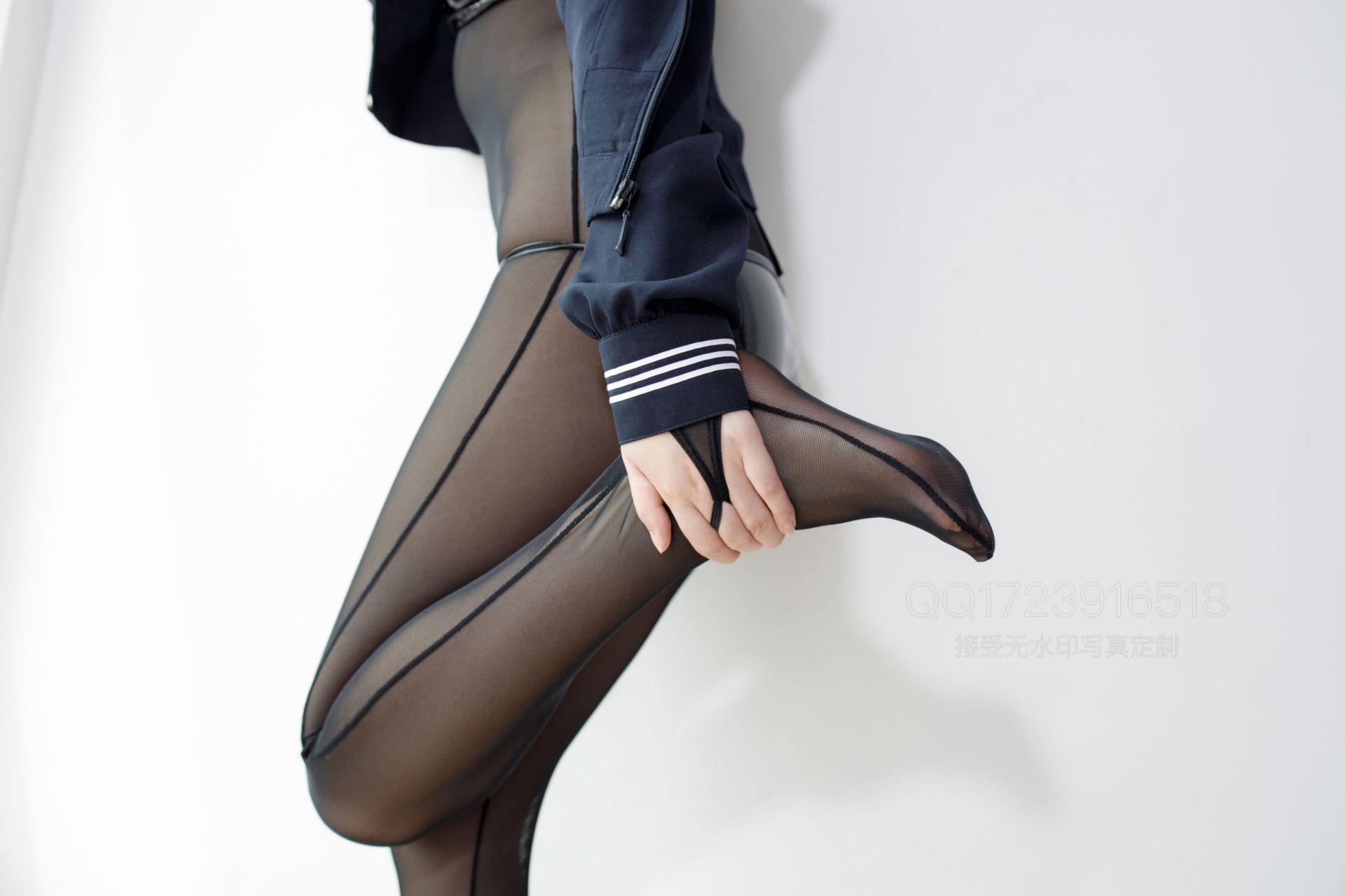【森萝财团】森萝财团写真 - WTMSB-003 黑丝连体袜 [113P-1V-2.73GB] WTMSB系列 第5张