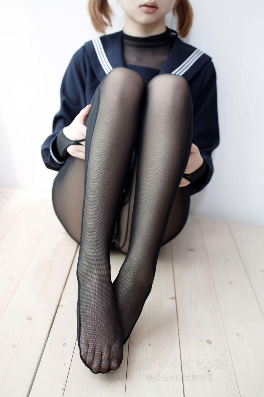 【森萝财团】森萝财团写真 - WTMSB-003 黑丝连体袜 [113P-1V-2.73GB] WTMSB系列 第1张