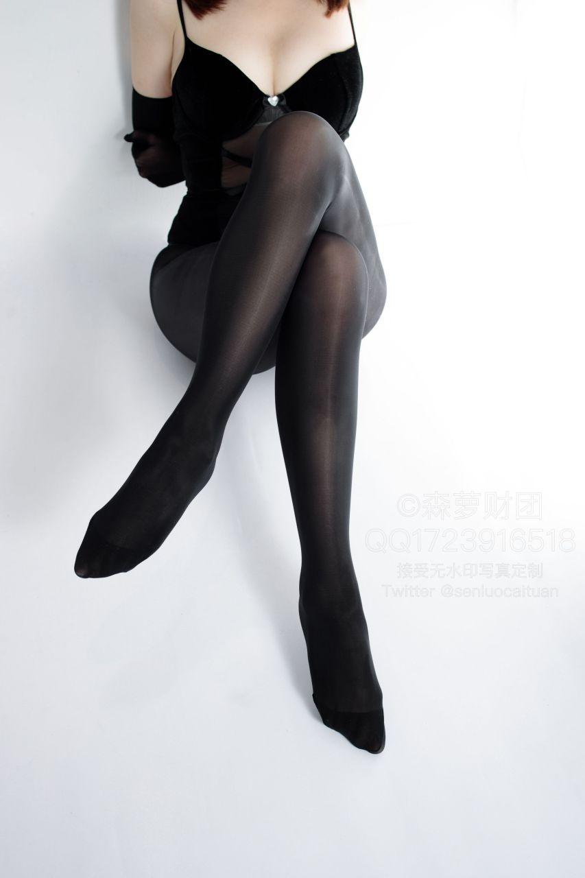【森萝财团】森萝财团写真 - WTMSB-002 黑丝网袜兔女郎 [142P-1V-2.29GB] WTMSB系列 第5张