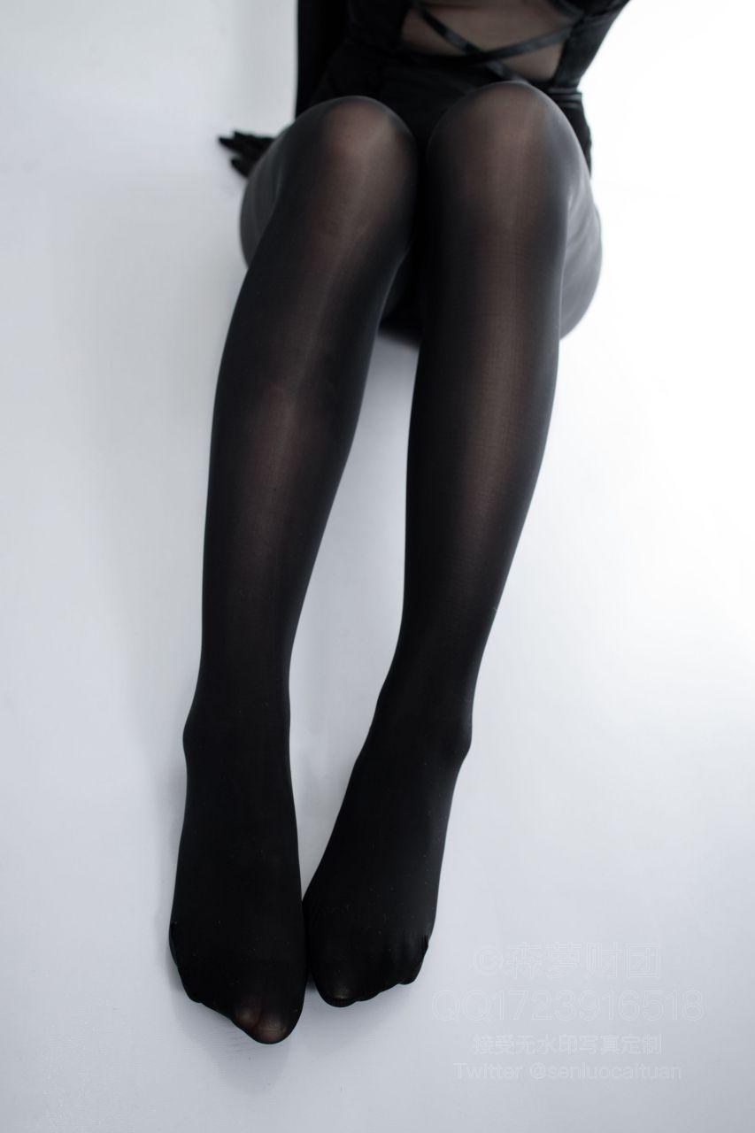【森萝财团】森萝财团写真 - WTMSB-002 黑丝网袜兔女郎 [142P-1V-2.29GB] WTMSB系列 第1张