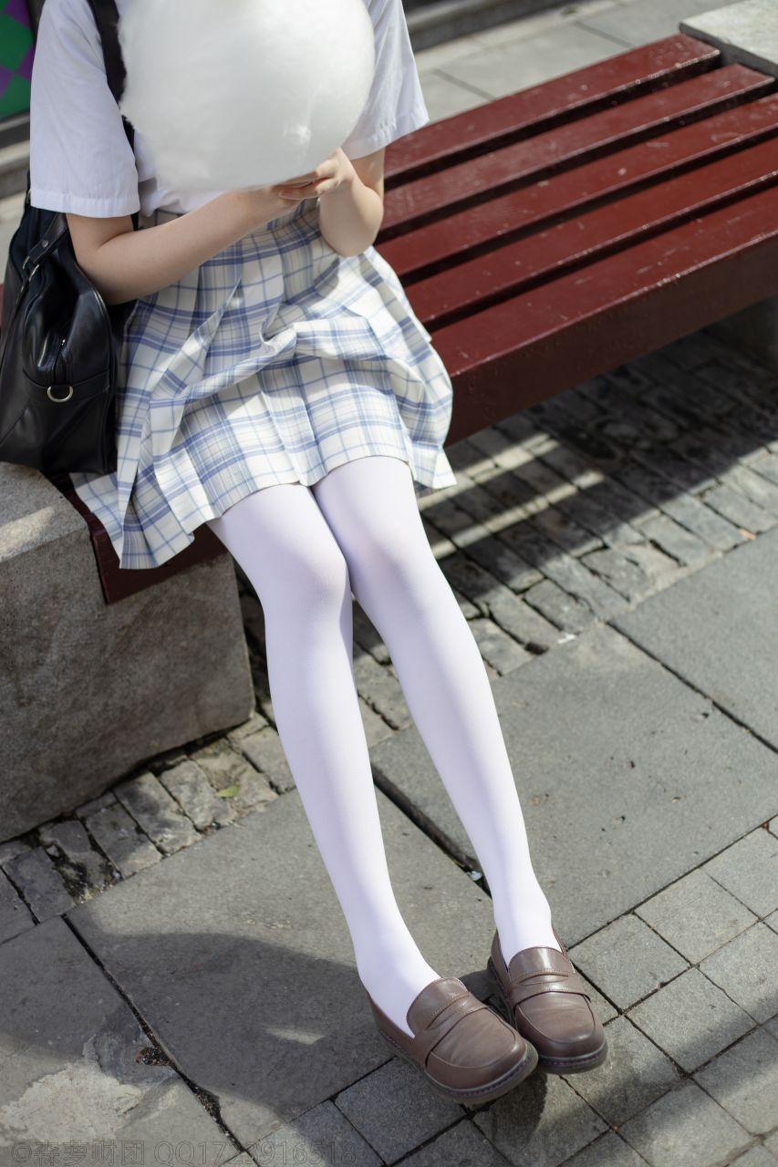 【森萝财团】森萝财团写真 - SSR-011 白丝棉花糖女孩 [104P-1.38GB] SSR系列 第4张