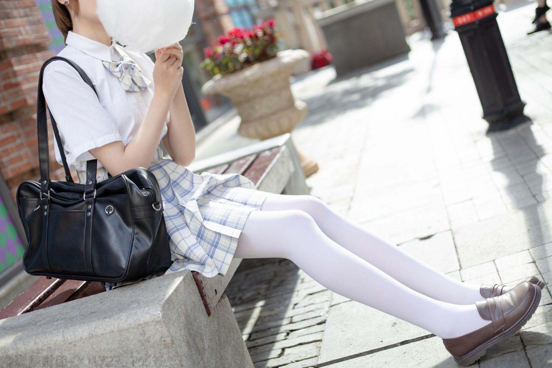 【森萝财团】森萝财团写真 - SSR-011 白丝棉花糖女孩 [104P-1.38GB] SSR系列 第3张