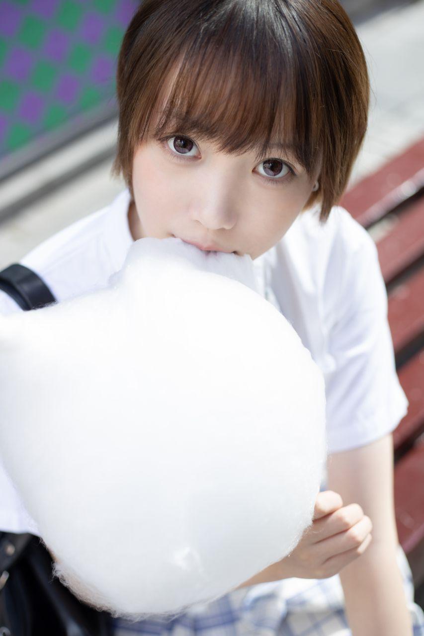 【森萝财团】森萝财团写真 - SSR-011 白丝棉花糖女孩 [104P-1.38GB] SSR系列 第5张