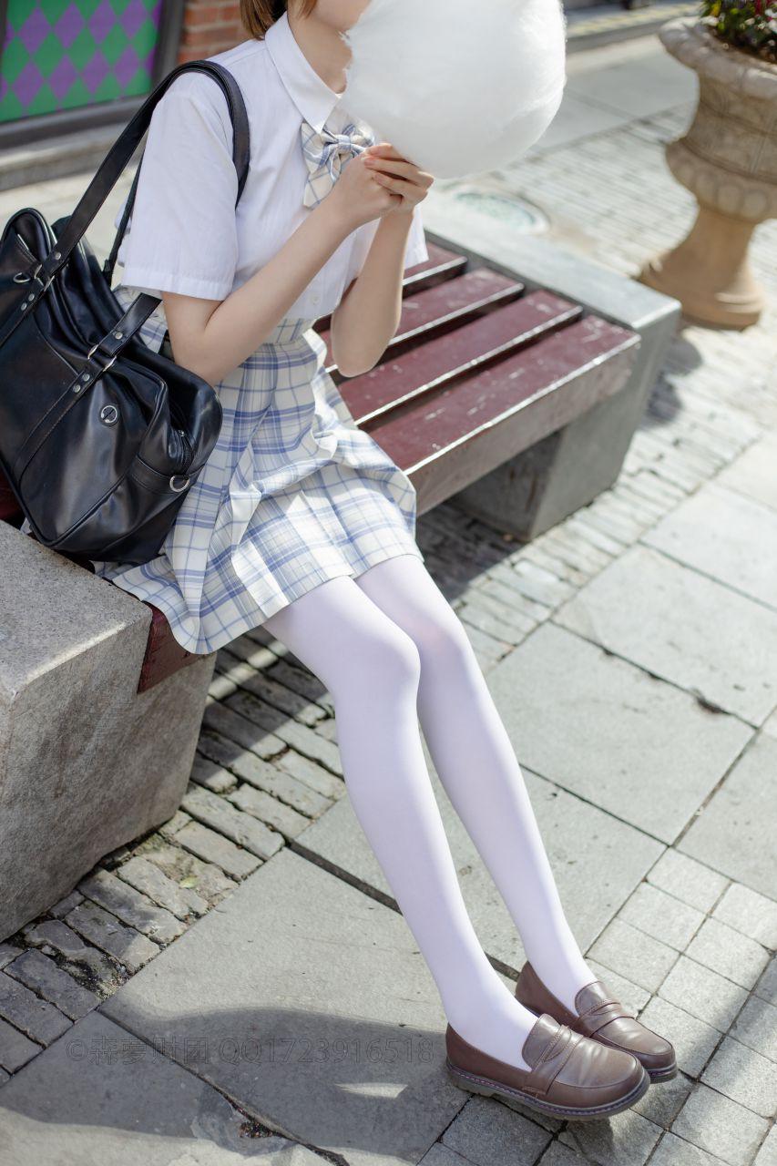 【森萝财团】森萝财团写真 - SSR-011 白丝棉花糖女孩 [104P-1.38GB] SSR系列 第2张