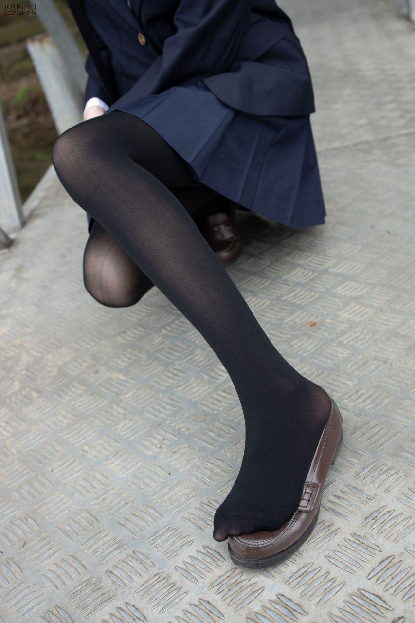【森萝财团】 森萝财团写真 – JKFUN-006 Aika 日系黑丝丝 [140P-1V-2.90GB] JKFUN 第3张