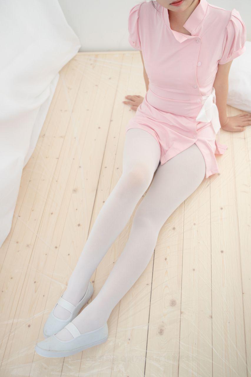 【森萝财团】爱花写真-ALPHA-020 粉系少女的白丝美足 [115P-1.36GB] 森萝财团 第3张