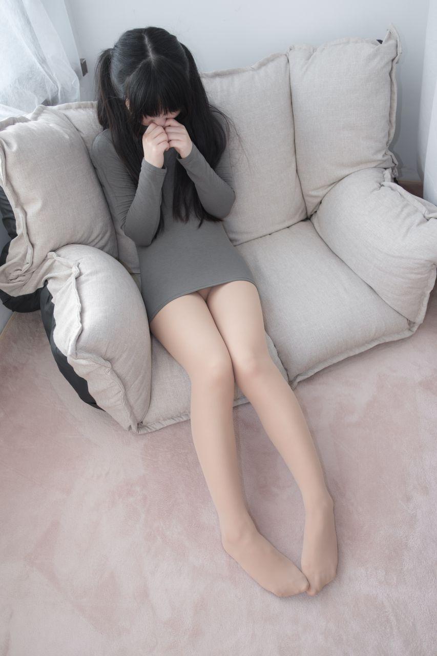 【森萝财团】爱花写真-ALPHA-006 包臀肉丝 勾人欲望 [92P-960MB] 森萝财团 第5张