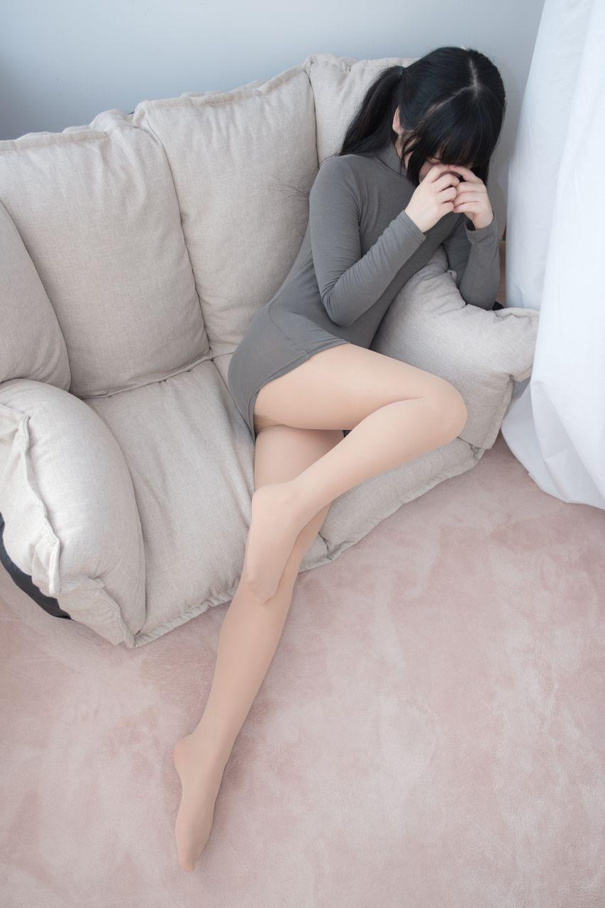 【森萝财团】爱花写真-ALPHA-006 包臀肉丝 勾人欲望 [92P-960MB] 森萝财团 第3张