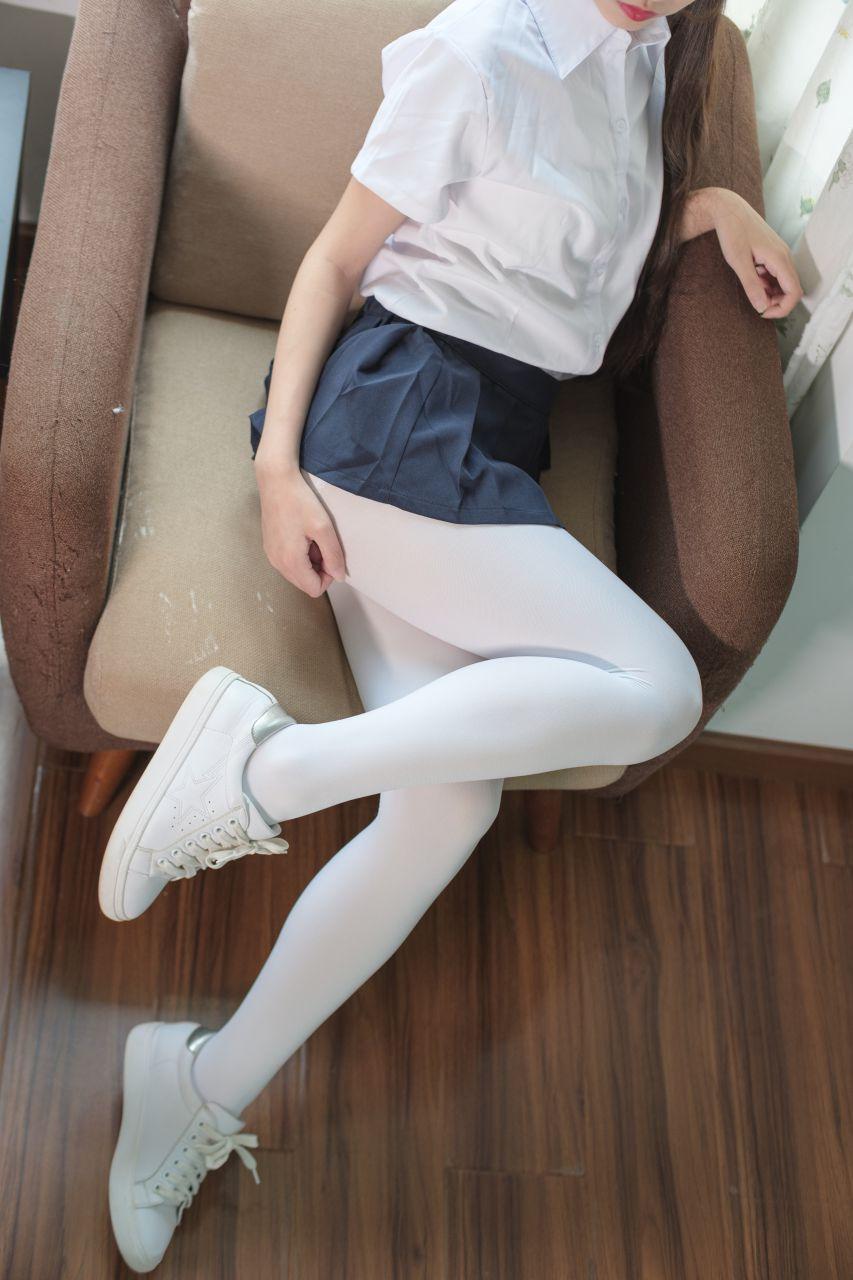 【森萝财团】森萝财团写真 – X-034 白丝小白鞋 [83P-1V-1.92GB] X系列 第5张