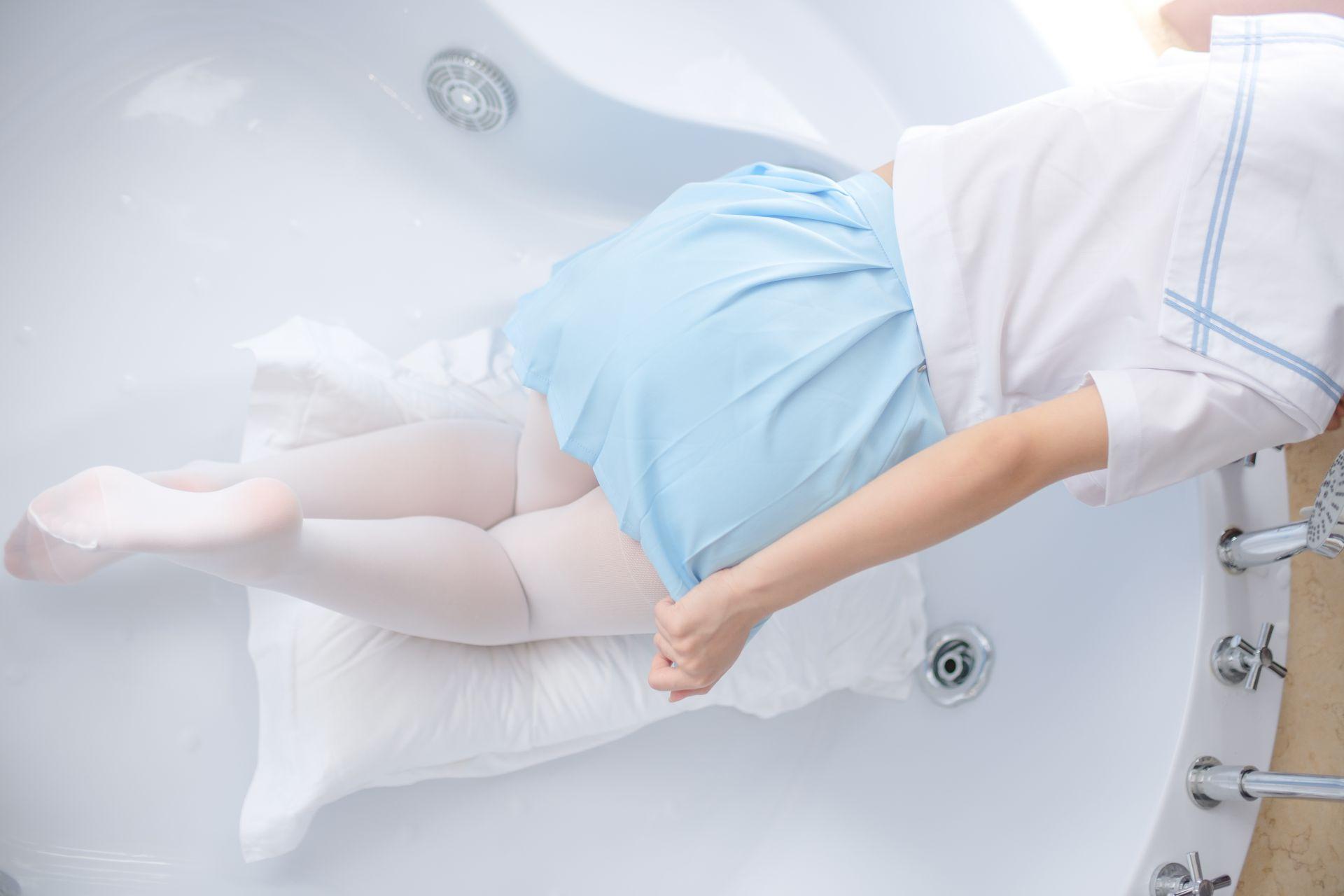 【森萝财团】森萝财团写真 – X-032 蓝色水手服 [129P-1V-2.37GB] X系列 第5张