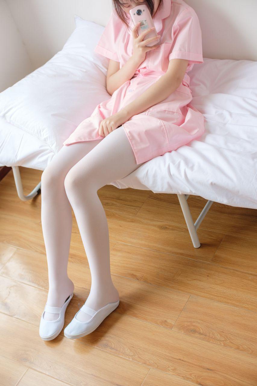 【森萝财团】森萝财团写真 – X-021 白丝小护士 [168P-1V-2.18GB] X系列 第4张