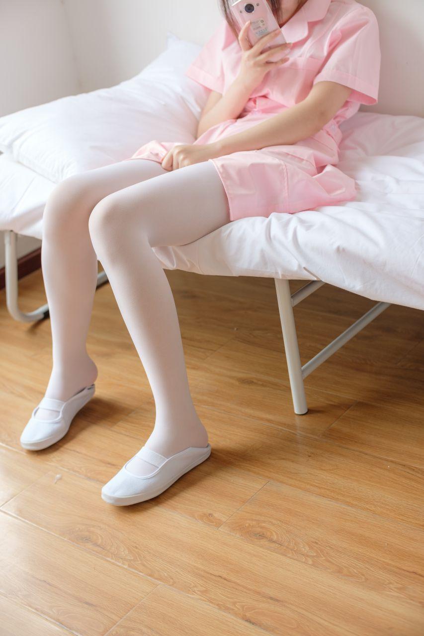 【森萝财团】森萝财团写真 – X-021 白丝小护士 [168P-1V-2.18GB] X系列 第3张