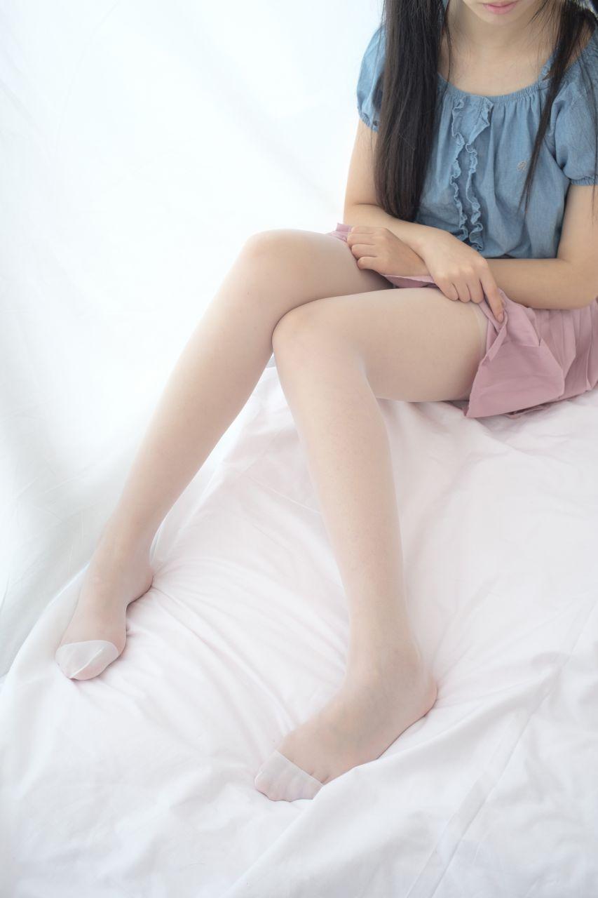 【森萝财团】森萝财团写真 – X-019 粉色短裙白丝[107P-1V-1.39GB] X系列 第4张