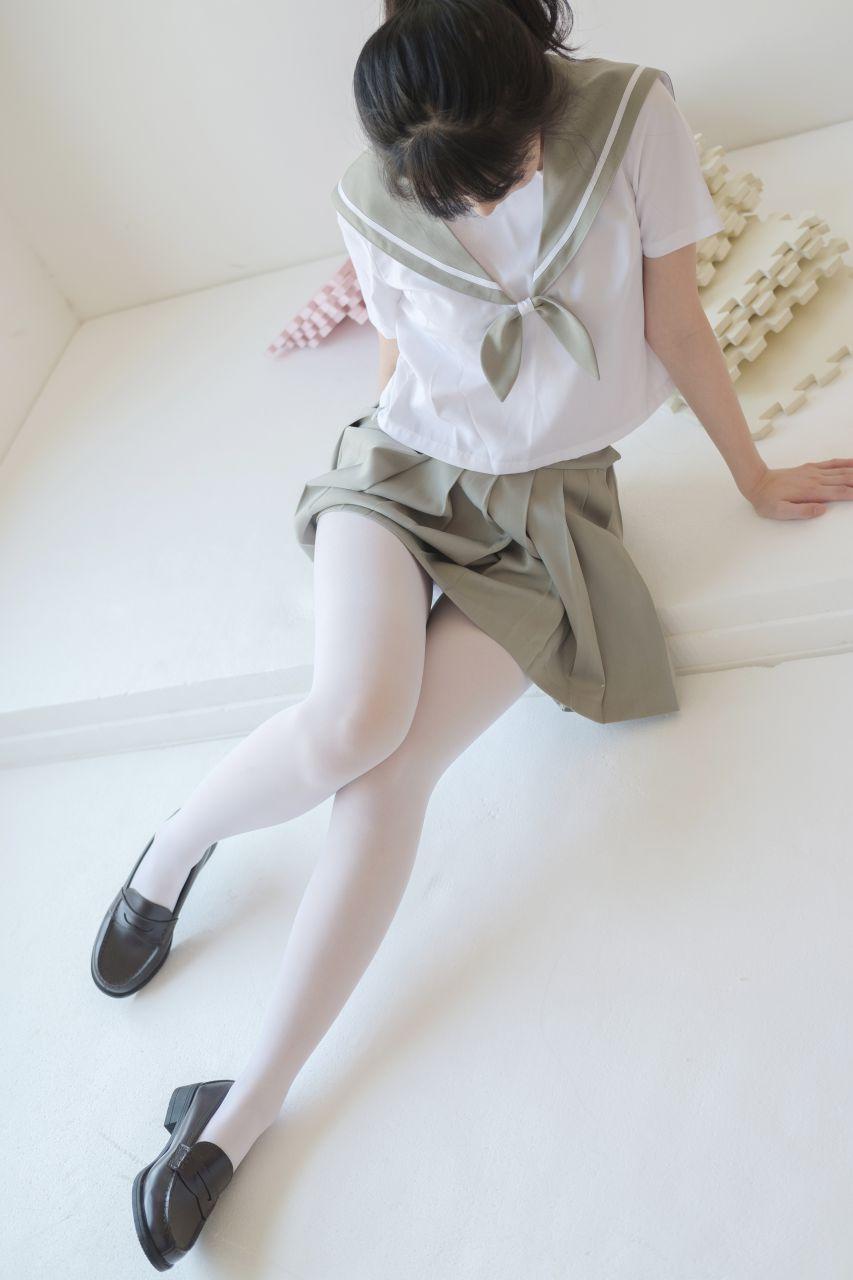 【森萝财团】森萝财团写真 – X-016 清纯白丝[136P-1V-1.57GB] X系列 第5张