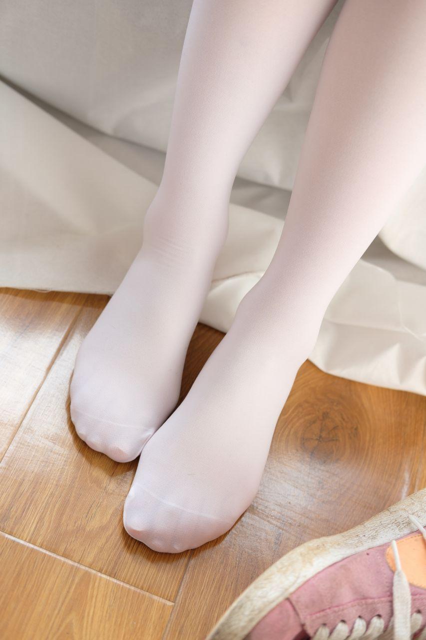 【森萝财团】森萝财团写真 – X-009 白丝·活力少女 [120P-1V-1.92GB] X系列 第5张