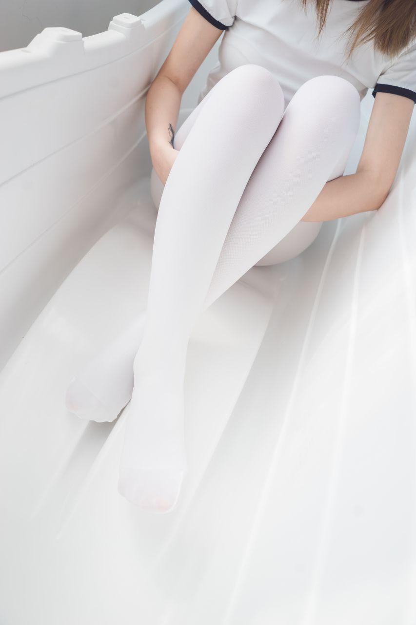 【森萝财团】森萝财团写真 - BETA-031 浴缸白丝 [48P1V-410MB] BETA系列 第2张