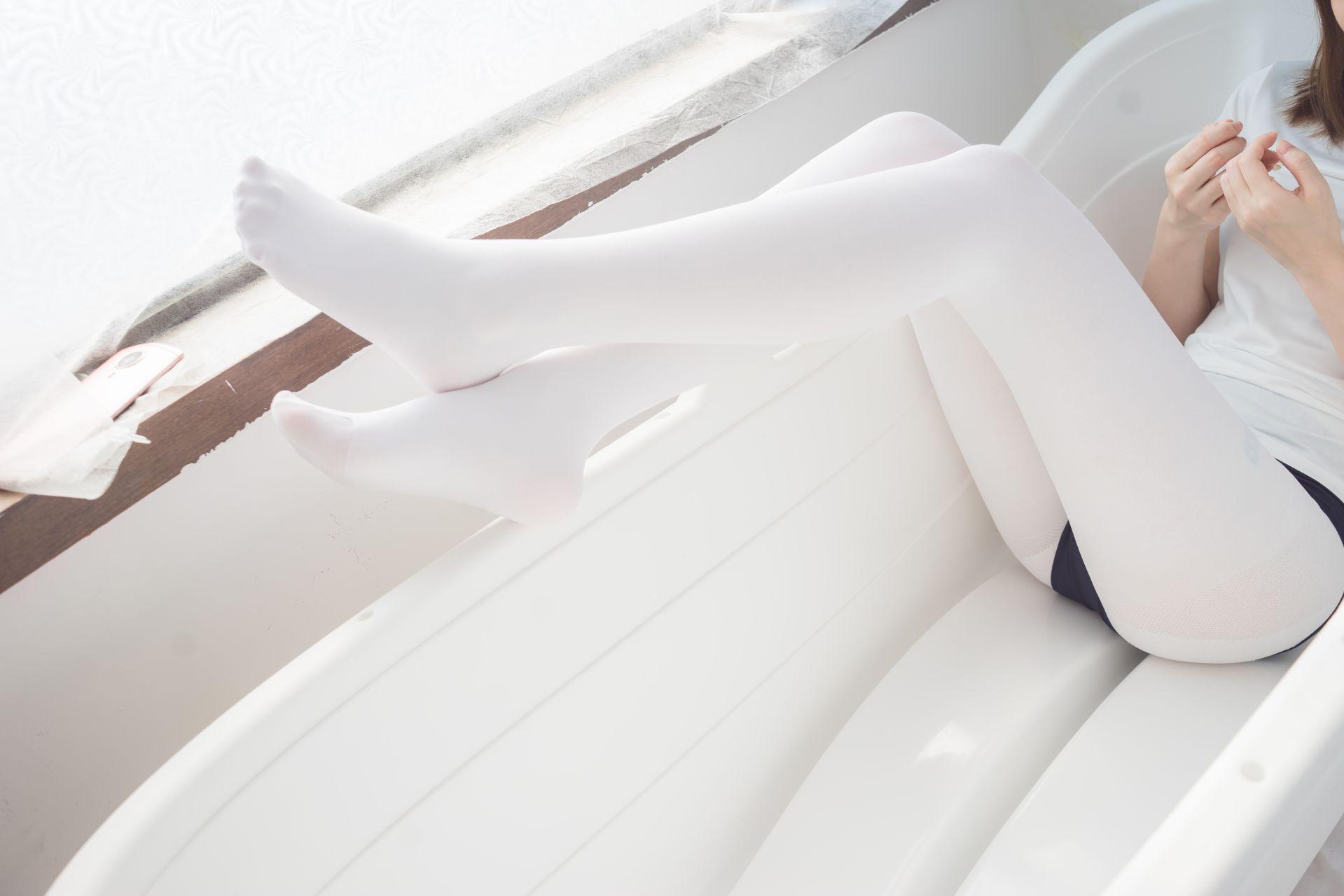 【森萝财团】森萝财团写真 - BETA-031 浴缸白丝 [48P1V-410MB] BETA系列 第5张