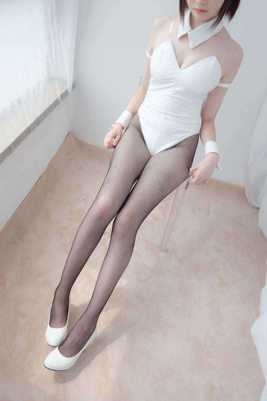 【森萝财团】森萝财团写真 - LOVEPLUS-001 黑丝网袜兔女郎 [148P2V-3.22GB] LOVEPLUS系列 第1张