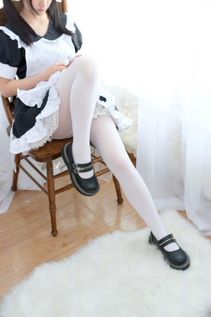【森萝财团】森萝财团写真 – SSR-007 女仆的白丝 [71P-365MB] SSR系列 第4张