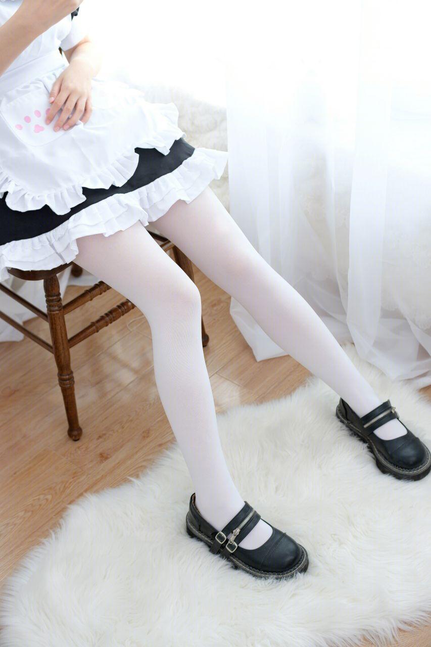 【森萝财团】森萝财团写真 – SSR-007 女仆的白丝 [71P-365MB] SSR系列 第2张
