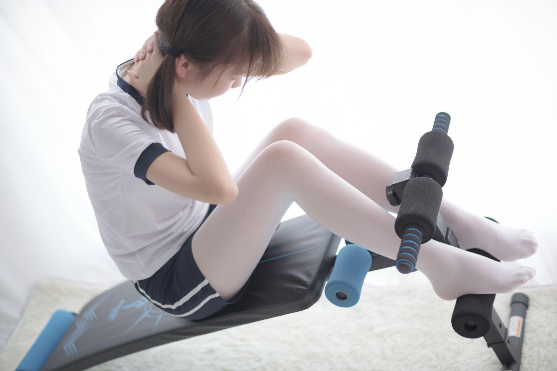 【森萝财团】森萝财团写真 - R15-013 白丝运动少女 [85P-418MB] R15系列 第3张